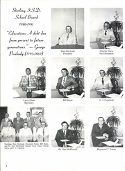 Page 10, 1981 Edition, Sterling City High School - Eagles Eye Yearbook (Sterling City, TX) online yearbook collection