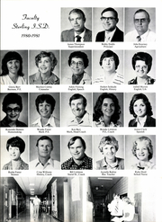 Page 12, 1981 Edition, Sterling City High School - Eagles Eye Yearbook (Sterling City, TX) online yearbook collection