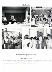 Page 8, 1981 Edition, Sterling City High School - Eagles Eye Yearbook (Sterling City, TX) online yearbook collection