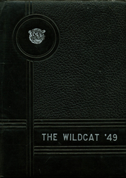 1949 Edition, Water Valley High School - Wildcat Yearbook (Water Valley, TX)