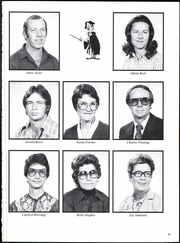 Page 17, 1981 Edition, Water Valley High School - Wildcat Yearbook (Water Valley, TX) online yearbook collection