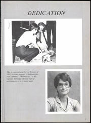 Page 7, 1981 Edition, Water Valley High School - Wildcat Yearbook (Water Valley, TX) online yearbook collection