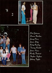 Page 13, 1982 Edition, Water Valley High School - Wildcat Yearbook (Water Valley, TX) online yearbook collection