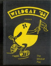1983 Edition, Water Valley High School - Wildcat Yearbook (Water Valley, TX)