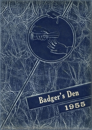 1955 Edition, Ben Bolt Palito Blanco High School - Badgers Den Yearbook (Ben Bolt, TX)