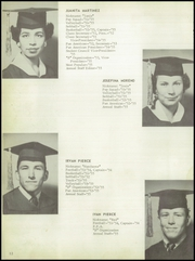Page 16, 1955 Edition, Ben Bolt Palito Blanco High School - Badgers Den Yearbook (Ben Bolt, TX) online yearbook collection