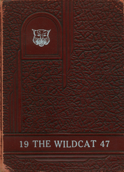 Page 1, 1947 Edition, Mount Enterprise High School - Wildcat Yearbook (Mount Enterprise, TX) online yearbook collection