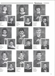 Page 15, 1984 Edition, Miles High School - Bulldog Yearbook (Miles, TX) online yearbook collection
