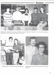 Page 17, 1984 Edition, Miles High School - Bulldog Yearbook (Miles, TX) online yearbook collection