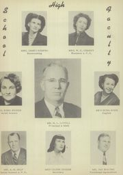 Page 12, 1950 Edition, Garden City High School - Bearkat Yearbook (Garden City, TX) online yearbook collection