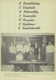 Page 13, 1950 Edition, Garden City High School - Bearkat Yearbook (Garden City, TX) online yearbook collection