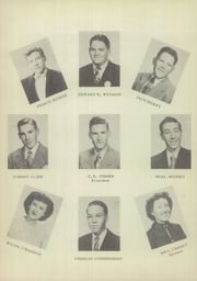 Page 14, 1950 Edition, Garden City High School - Bearkat Yearbook (Garden City, TX) online yearbook collection