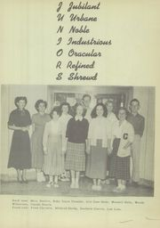 Page 15, 1950 Edition, Garden City High School - Bearkat Yearbook (Garden City, TX) online yearbook collection