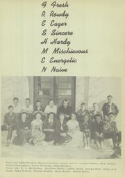 Page 19, 1950 Edition, Garden City High School - Bearkat Yearbook (Garden City, TX) online yearbook collection