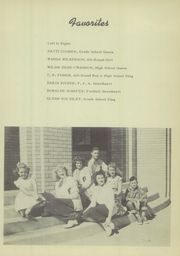 Page 21, 1950 Edition, Garden City High School - Bearkat Yearbook (Garden City, TX) online yearbook collection
