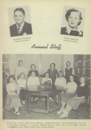 Page 8, 1950 Edition, Garden City High School - Bearkat Yearbook (Garden City, TX) online yearbook collection