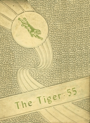 Page 1, 1955 Edition, May High School - Tiger Yearbook (May, TX) online yearbook collection