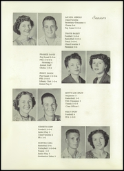 Page 12, 1955 Edition, May High School - Tiger Yearbook (May, TX) online yearbook collection