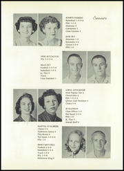 Page 13, 1955 Edition, May High School - Tiger Yearbook (May, TX) online yearbook collection