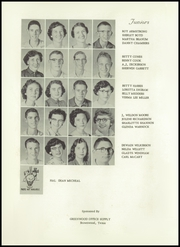 Page 16, 1955 Edition, May High School - Tiger Yearbook (May, TX) online yearbook collection