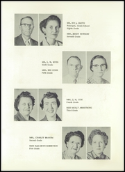 Page 9, 1955 Edition, May High School - Tiger Yearbook (May, TX) online yearbook collection