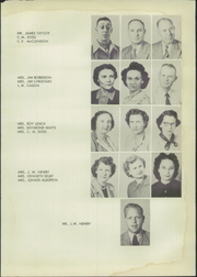 Page 13, 1951 Edition, Era High School - Hornet Yearbook (Era, TX) online yearbook collection