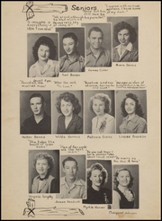 Page 12, 1947 Edition, St Jo High School - Panther Trails Yearbook (St Jo, TX) online yearbook collection