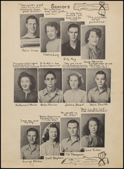 Page 13, 1947 Edition, St Jo High School - Panther Trails Yearbook (St Jo, TX) online yearbook collection
