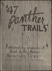 Page 5, 1947 Edition, St Jo High School - Panther Trails Yearbook (St Jo, TX) online yearbook collection