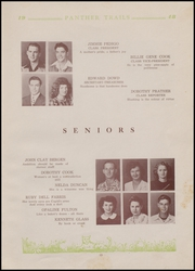 Page 17, 1948 Edition, St Jo High School - Panther Trails Yearbook (St Jo, TX) online yearbook collection