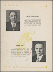 Page 12, 1950 Edition, St Jo High School - Panther Trails Yearbook (St Jo, TX) online yearbook collection