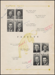 Page 13, 1950 Edition, St Jo High School - Panther Trails Yearbook (St Jo, TX) online yearbook collection