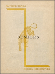 Page 15, 1950 Edition, St Jo High School - Panther Trails Yearbook (St Jo, TX) online yearbook collection