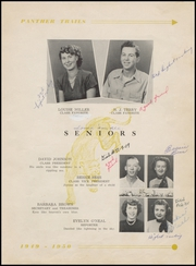 Page 17, 1950 Edition, St Jo High School - Panther Trails Yearbook (St Jo, TX) online yearbook collection
