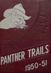 Page 1, 1951 Edition, St Jo High School - Panther Trails Yearbook (St Jo, TX) online yearbook collection