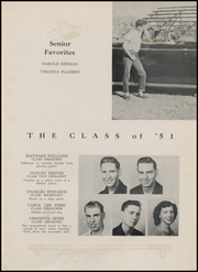 Page 17, 1951 Edition, St Jo High School - Panther Trails Yearbook (St Jo, TX) online yearbook collection