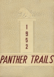 1952 Edition, St Jo High School - Panther Trails Yearbook (St Jo, TX)