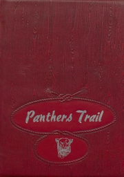 1953 Edition, St Jo High School - Panther Trails Yearbook (St Jo, TX)
