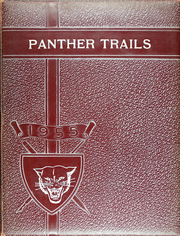 1955 Edition, St Jo High School - Panther Trails Yearbook (St Jo, TX)