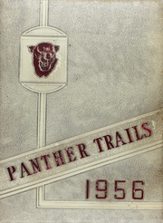 1956 Edition, St Jo High School - Panther Trails Yearbook (St Jo, TX)