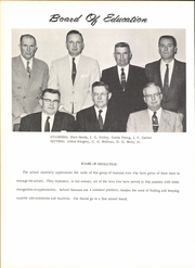 Page 10, 1958 Edition, St Jo High School - Panther Trails Yearbook (St Jo, TX) online yearbook collection