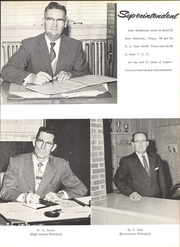 Page 11, 1958 Edition, St Jo High School - Panther Trails Yearbook (St Jo, TX) online yearbook collection