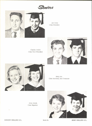 Page 16, 1958 Edition, St Jo High School - Panther Trails Yearbook (St Jo, TX) online yearbook collection