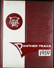 1959 Edition, St Jo High School - Panther Trails Yearbook (St Jo, TX)