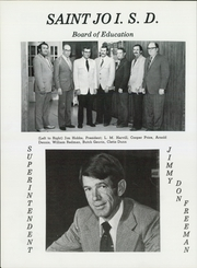 Page 16, 1977 Edition, St Jo High School - Panther Trails Yearbook (St Jo, TX) online yearbook collection