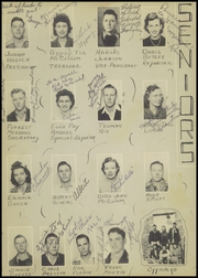 Page 12, 1943 Edition, Loraine High School - Lorainian Yearbook (Loraine, TX) online yearbook collection