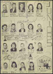 Page 14, 1943 Edition, Loraine High School - Lorainian Yearbook (Loraine, TX) online yearbook collection
