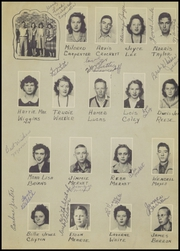 Page 17, 1943 Edition, Loraine High School - Lorainian Yearbook (Loraine, TX) online yearbook collection
