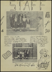 Page 8, 1943 Edition, Loraine High School - Lorainian Yearbook (Loraine, TX) online yearbook collection