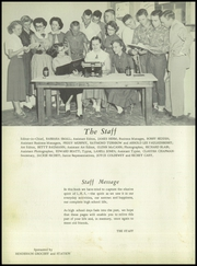 Page 8, 1954 Edition, Loraine High School - Lorainian Yearbook (Loraine, TX) online yearbook collection
